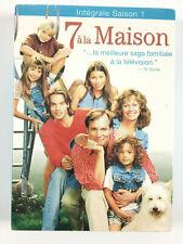 7 à la maison Saison 1 Coffret DVD Neuf (sept)