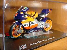 HONDA RC211V RC 211V ALEX BARROS 2004 1/24 MOTO-GP#4