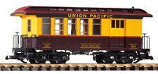 Piko G Scale Trains 38639 Union Pacific Echo Canyon Wood Combine Passenger Car