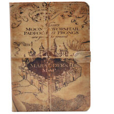 Vintage Harry Potter Marauders Map Leather Flip Stand Case Smart For ipad mini 4