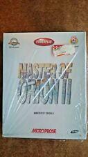 Master of Orion 2: Battle At Antares (PC: DOS/ Windows/ DOS, Mac and Windows/ Mac, 1996) - European Version