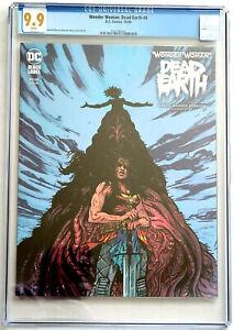 Wonder Woman Dead Earth #4 Daniel Warren Johnson Cover CGC 9.9 DC Comics