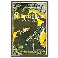 Rumpelstiltskin: La Novela Grafica (Paperback or Softback)