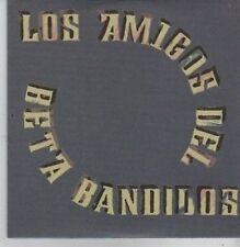 (CB111) Los Amigos Beta Bandidos, Push It Out - DJ CD