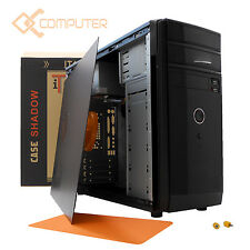 PC COMPUTER DESKTOP ASSEMBLATO COMPLETO X4 QUAD CORE/4GB/HD2000/VGA 2GB GT630