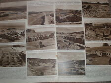 Photo article the preservation of Hadrian's Wall 1949