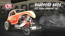 ACME BRADFORD ALTERED FIAT CHEVY 427 DRAGSTER NHRA A1800811 DRAG RACING 1:18