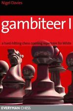 Gambiteer I: A hard-hitting... by Davies. CHESS BOOK