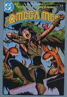Omega Men #27 1985 Alan Moore DC Comics v