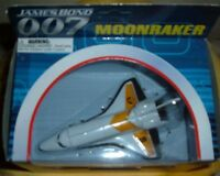 CORGI DEFINITIVE BOND 007 SPACE SHUTTLE Moonraker ROGER MOORE TY04002 CAST METAL