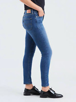 Levis Skinny Jeans 711 Mid Rise Skinny Jeans - Surplus Stock