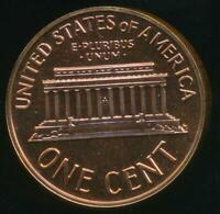 United States, 1963 Lincoln Memorial One Cent 1c - Proof