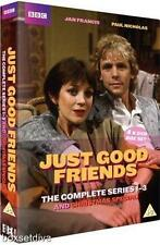 JUST GOOD FRIENDS - COMPLETE SERIES 1 2 & 3 - **BRAND NEW DVD BOXSET**