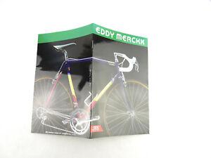 Eddy Merckx Bicycle catalog 1991 7-eleven NOS