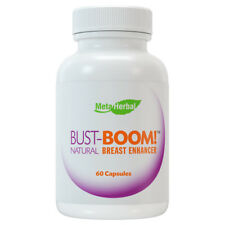 BUST BOOM NATURAL BREAST ENLARGEMENT ENHANCEMENT PILLS FEMALE LIBIDO BOOSTER PMS