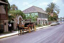 M044 35mm Slide St Augustine Fl Oldest House 1969 Kodachrome Transparency