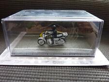 James Bond Car Collection 007 Kawasaki Z900 + Sidecar #95 The Spy Who Loved Me