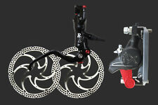 New Formula R1  RX Hydraulic Disc Brakes set rotors Front & Rear F850mm R1450mm