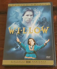 NM Willow (2001) DVD, Special Edition, Authentic US Release