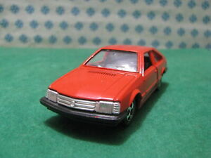 Vintage - Opel Monza - 1/43 Mebetoys A-124 Made IN Italy 1979