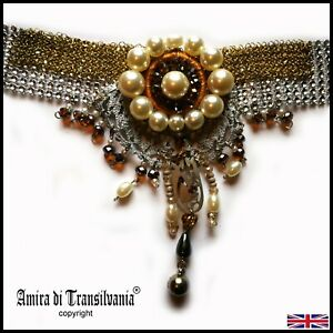 fashion jewelry woman jewels necklace swarovski collier choker jewellery design