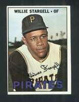 1967 Topps #140 Willie Stargell VGEX Pirates 124699