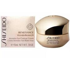 SHISEIDO Benefiance WrinkleResist24 Intensive Eye Contour Cream 0.51oz/15ml