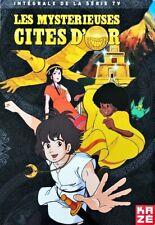 DVD Les mystérieuses cités d'or (1983) Intégrale de la série TV (8 DVD)