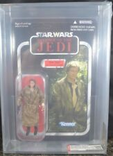 STAR WARS HAN SOLO AFA U90 SDCC 2011 REVENGE OF THE JEDI VINTAGE COLLECTION RARE