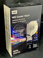 WESTERN DIGITAL CAVIAR BLACK WD10000LSRTL 1TB 7200rpm NEW Sealed