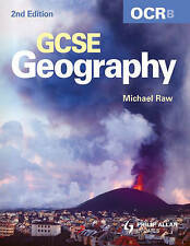 Very Good, OCR (B) GCSE Geography Textbook (2nd Edition), Raw, Michael, Book