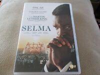 "DVD ""SELMA"" David OYELOWO, Tom WILKINSON, Tim ROTH, Oprah WINFREY"