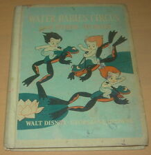 Walt Disney Water Babies Circus And Other Stories C 1940 Heath Snow White
