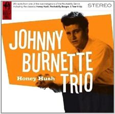 Honey Hush 0636551081221 by Johnny Burnette CD