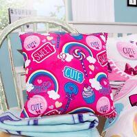 Jojo Siwa Bows Sweet Reversible Printed Cushion Brand New Gift