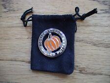 Scotty Cameron Titleist Halloween Pumpkin Coin Ball Marker Very Rare New PGA