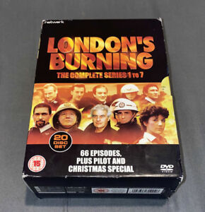 Londons Burning  Complete Series   1-7                  Fast  Shipping