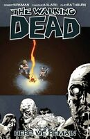 The Walking Dead, Vol. 9: Here We Remain New Paperback Book Robert Kirkman, Char