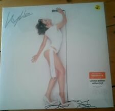 Kylie Minogue Fever Limited Edition White Vinyl Album Sainsburys Exclusive