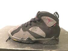 3ff1907bcf3 2015 Youth Nike Jordan VII Bordeaux Black Fog Grey Size 12C Used Rare NDS