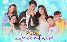 Poor Señorita Complete Set Filipino TV Series DVD Pinoy teleserye