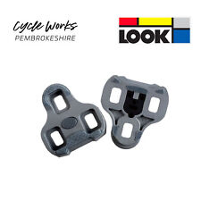 Look Keo Grip Grey Cleats Road Cycling