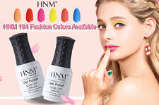 HNM Rough Colors 8ML Gel Nail Polish Varnish Vernis Semi Permanent UV Gel
