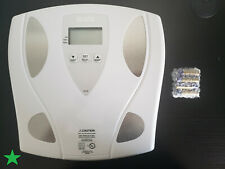 TANITA UM-081 Body Weight Personal Scale Plus Fat & Water Monitor