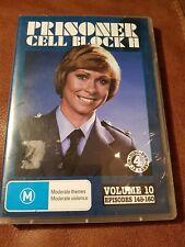 Prisoner Cell Block H Vol.10 Episodes 145 - 160 Good DVD