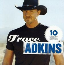 Adkins, Trace : 10 Great Songs CD Value Guaranteed from eBay's biggest seller!