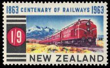 "NEW ZEALAND 363 (SG819) - Railway Centenary ""Express Train"" (pf75010)"