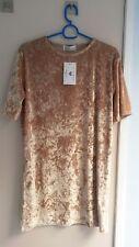Ladies Velvet dress Size 8-10 BNWT