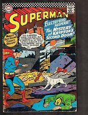 "Superman #189 ~ ""Krypton Lives Again!"" ~ 1966 (2.5) Wh"