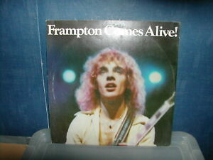 Peter Frampton-Comes alive 2LP 1976
